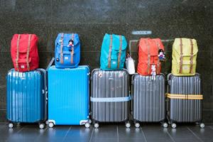海外旅行の帰国時に手荷物無料宅配サービス